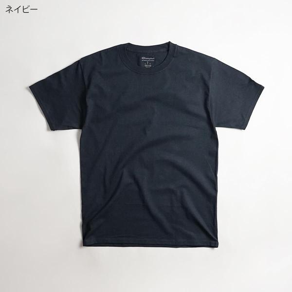 チャンピオン Champion #T425 5.2オンス 半袖 Tシャツ (無地 米国流通モデル) jalana 09