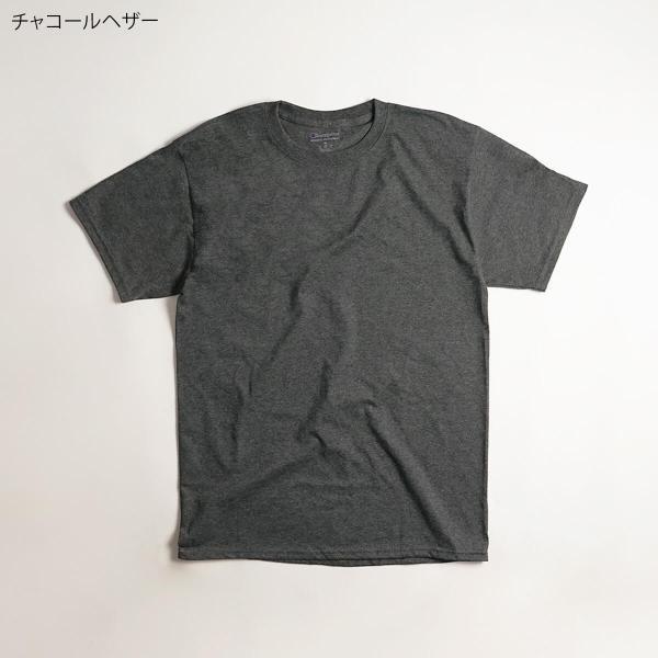 チャンピオン Champion #T425 5.2オンス 半袖 Tシャツ (無地 米国流通モデル) jalana 10