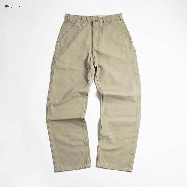 カーハート Carhartt B11 ウォッシュド ダック ペインターパンツ (WASHED DUCK WORK PANT ワークパンツ)|jalana|06