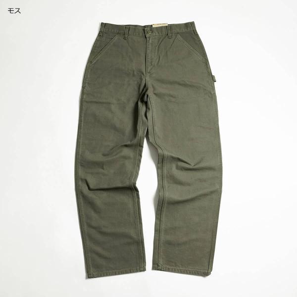 カーハート Carhartt B11 ウォッシュド ダック ペインターパンツ (WASHED DUCK WORK PANT ワークパンツ)|jalana|07