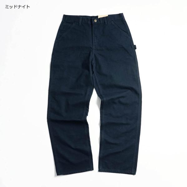 カーハート Carhartt B11 ウォッシュド ダック ペインターパンツ (WASHED DUCK WORK PANT ワークパンツ)|jalana|08