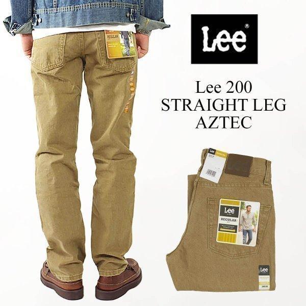 リー Lee #200 ストレート ジーンズ アズテック(STRAIGHT LEG JEAN AZTEC)|jalana