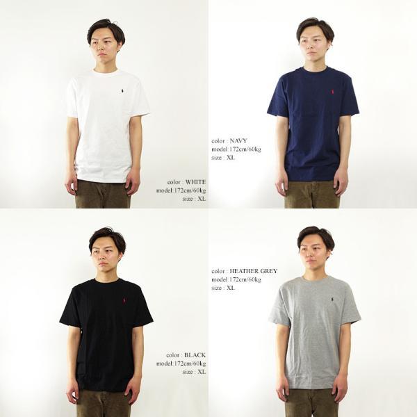 ポロ ラルフローレン POLO RALPHLAUREN ボーイズ 半袖 クルーネック Tシャツ (米国流通モデル ワンポイント)|jalana|02