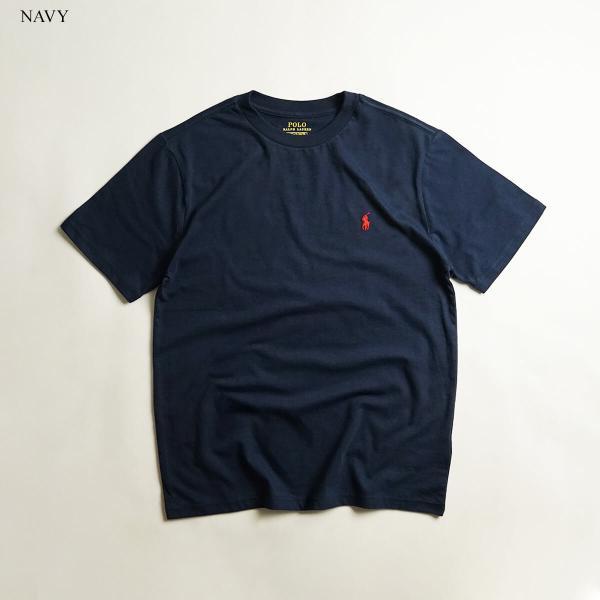 ポロ ラルフローレン POLO RALPHLAUREN ボーイズ 半袖 クルーネック Tシャツ (米国流通モデル ワンポイント)|jalana|05