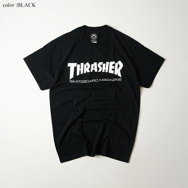 スラッシャー マガジン THRASHER 半袖Tシャツ スケートマグ (SKATEMAG S/S T-SHIRT) jalana 05