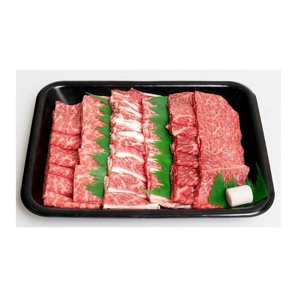 「福島牛」モモ・バラ・肩焼肉用[カルビ風]〈冷蔵便〉|jalcf|02