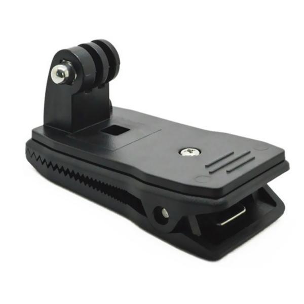 GoPro ゴープロ アクセサリー アクションカメラ全般対応 クリップ式 マウント 360度 回転  送料無料 おすすめ ポイント消化|jam-pack|02
