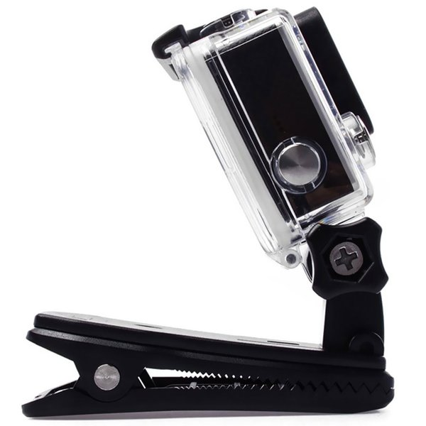 GoPro ゴープロ アクセサリー アクションカメラ全般対応 クリップ式 マウント 360度 回転  送料無料 おすすめ ポイント消化|jam-pack|04