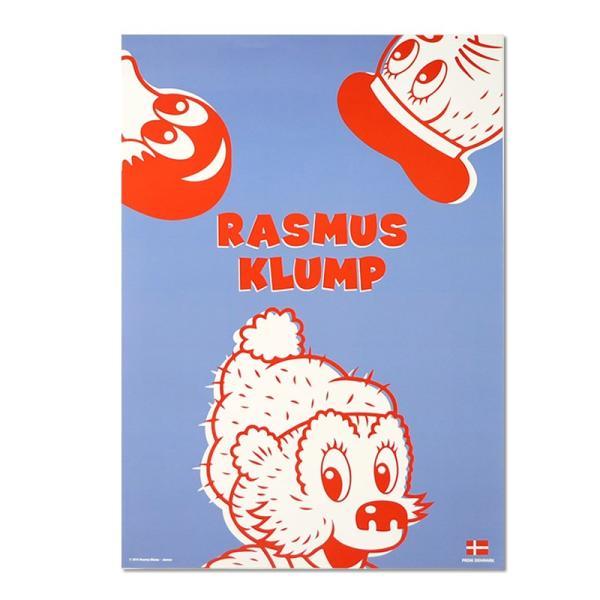 ラスムス ポスター(フェイス)|jammy-store