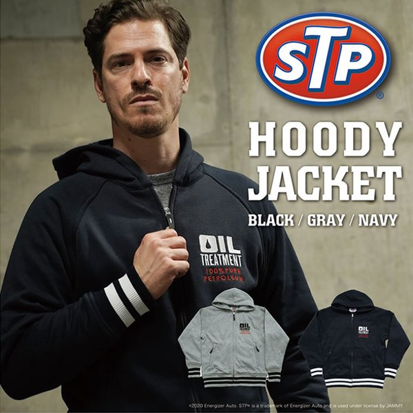 STP HOODY JACKET フーディジャケット