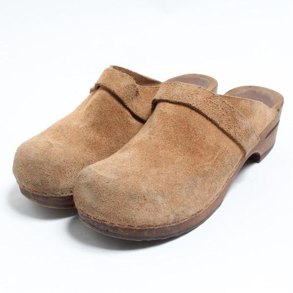 Sanita サボサンダル 39 レディース24.5cm  【190126】 /bon4796