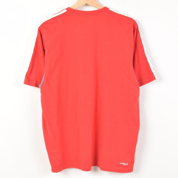 アディダス adidas ワンポイントロゴTシャツ メンズM 【中古】 【170611】 /wah4940|jamtrading1|02