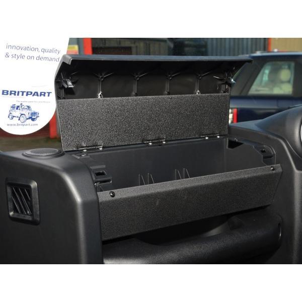 ディフェンダーグローブボックスキット jandl-automotive
