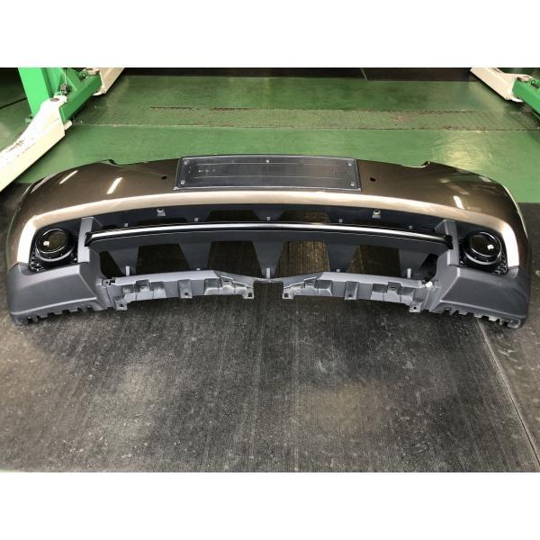 中古純正フロントバンパー/ランドローバーレンジローバーL322|jandl-automotive|10
