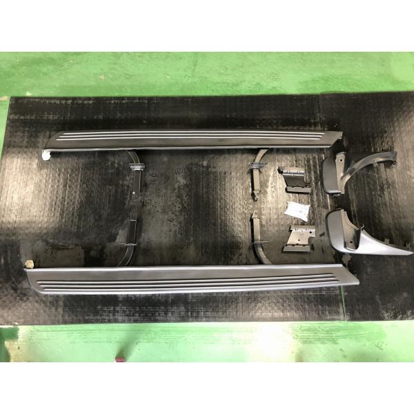 【特価】レンジローバーL322用社外サイドステップ左右セット&フロントマッドガード付属|jandl-automotive