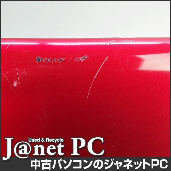 NEC LS Series 中古ノートパソコン Windows10 15.6型ワイド液晶 Core i3-2310M 2.10GHz メモリ4GB HDD500GB DVDマルチ HDMI 無線LAN Office付属 レッド 3277|janetpc|03