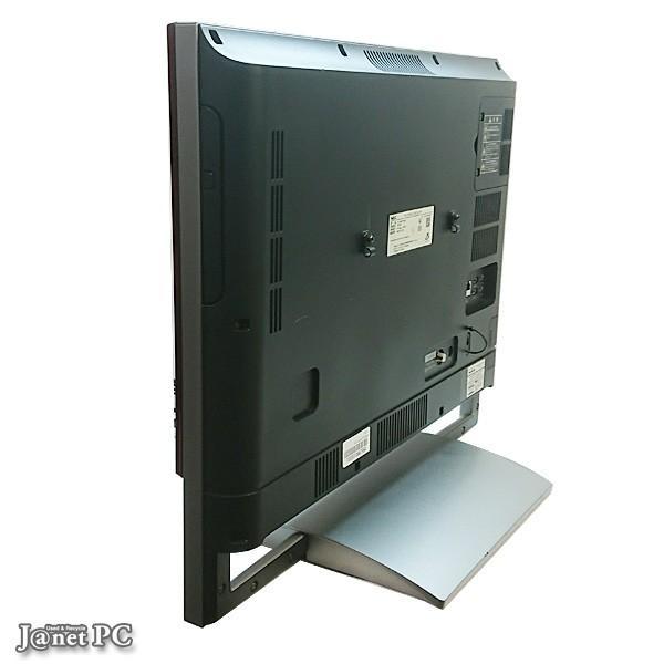 NEC VN770/TSR 中古パソコン Windows10 23型フルHD液晶一体型 Core i7-4710MQ 2.50GHz メモリ8GB HDD2TB ブルーレイ 地デジ HDMI 無線LAN Office レッド 2923|janetpc|02