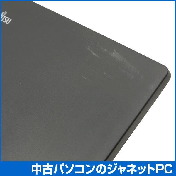 中古ノートパソコン Windows7 B級品特価 高性能モデル Core i5-520M 2.4GHz メモリ2GB HDD160GB DVD 無線LAN Office付属 富士通 E780/A|janetpc|04