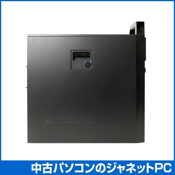 中古パソコン Windows7 デスクトップパソコン Quadro 4000 Xeon W3550 3.06GHz RAM16GB HDD250GB DVD Office付属 lenovo ThinkStation S20|janetpc|04
