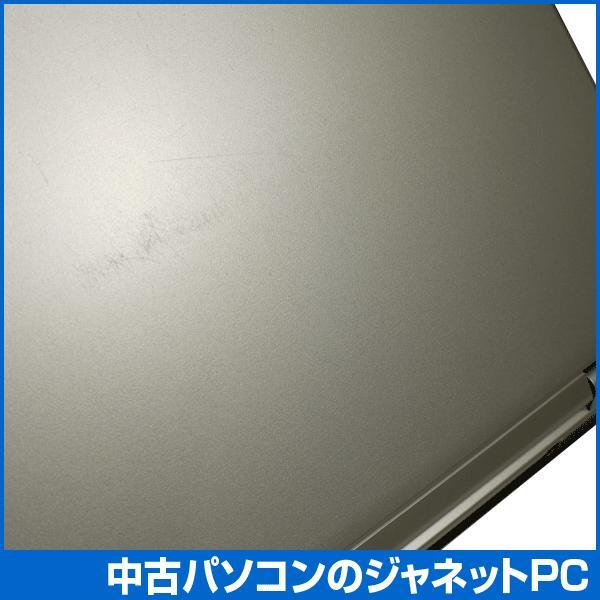 中古ノートパソコン Windows7 第二世代 Core i5-2520M 2.50GHz メモリ2GB HDD250GB DVDマルチ HDMI USB3.0 シリアル パラレル 無線 Office付属 NEC VK25M/D janetpc 04