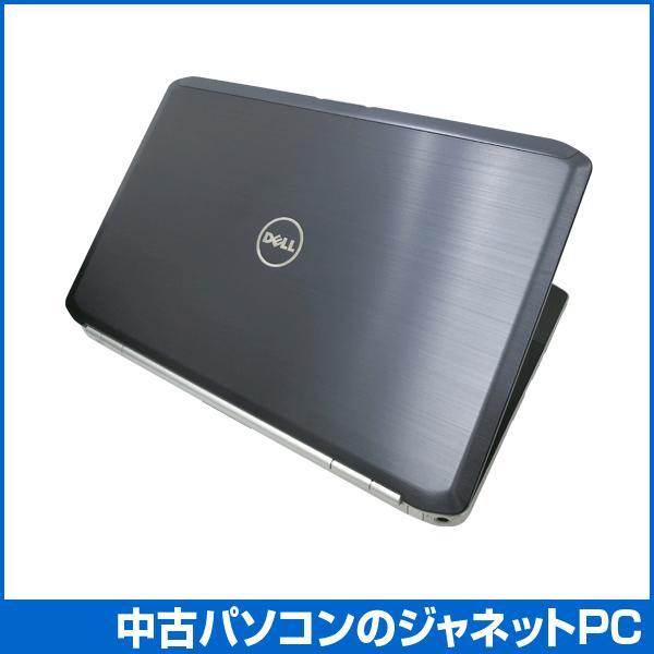 中古ノートパソコン Windows7 Celeron B840 1.90GHz メモリ2GB HDD250GB DVD-ROM テンキー 無線LAN Office付属 DELL Latitude E5520|janetpc|04