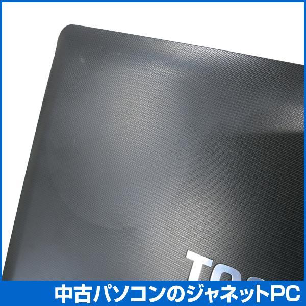 Windows10 アップグレード 中古ノートパソコン intel Core i5-460M 2.53GHz RAM2GB HDD160GB DVD テンキー 無線LAN Office付属 東芝 Satellite L42 252Y/HD|janetpc|05