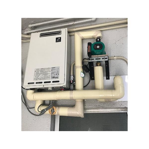給湯・給水加圧ポンプ(ZP15-9-160g)流量スイッチ式/最大出力120W/単相110V japanecol 08