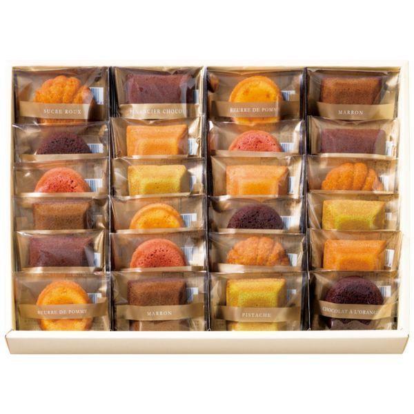 内祝い 内祝 お返し スイーツ ギフト フィナンシェ マドレーヌ 焼き菓子 詰合せ グランリュクス 6箱セット BM-E (6)【納期:約14日】