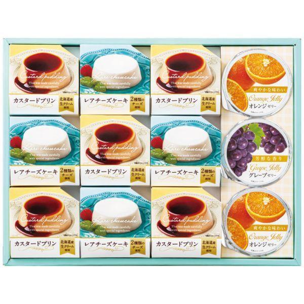 内祝い 内祝 お返し スイーツ ギフト セット プリン ケーキ 焼き菓子 詰合せ スウィートセレクト モンデセール SWA-20 (6)