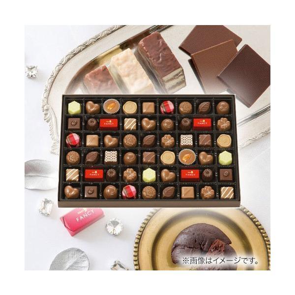 お歳暮 御歳暮  メリーチョコレート ギフト お取り寄せスイーツ チョコ 洋菓子 お取り寄せ 高級 詰め合わせ ファンシーチョコレート FC-N 食品