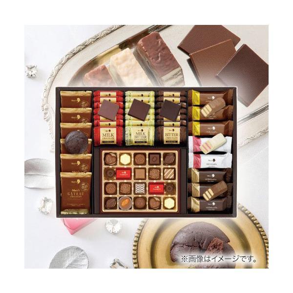 お歳暮 御歳暮  メリーチョコレート ギフト お取り寄せスイーツ チョコ 洋菓子 お取り寄せ 高級 詰め合わせ スイートセレクション SWC-S 食品