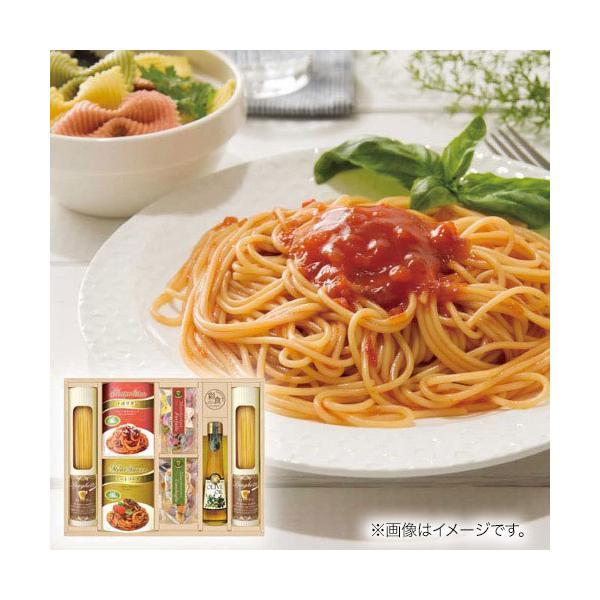 内祝い 内祝 お返し スパゲティ スパゲッティソース パスタソース ギフト 彩食ファクトリー こだわりスパゲッティセット PAF-DJ (10)