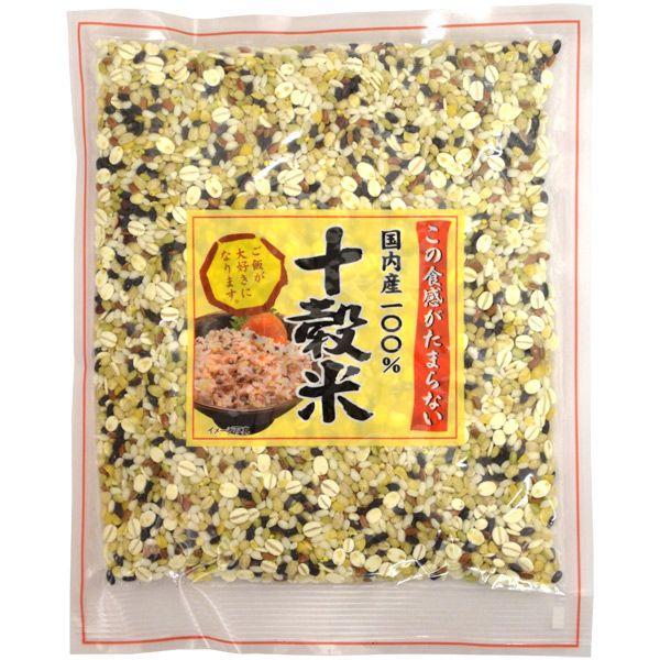 【商品お届けまで最大約2週間】国産十穀米 (300g)