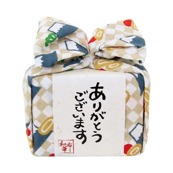 内祝い 内祝 お返し ハンカチ お菓子 ギフト セット キャンディー 飴玉 あめはん 市松に富士山 THA-001-P (56) 【形状の為、のし・包装不可】