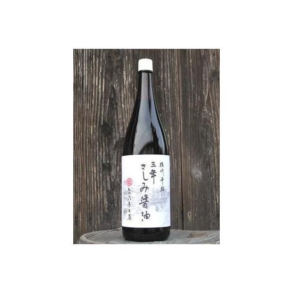 たつ乃屋本店 さしみ醤油 一升瓶 (1800ml)