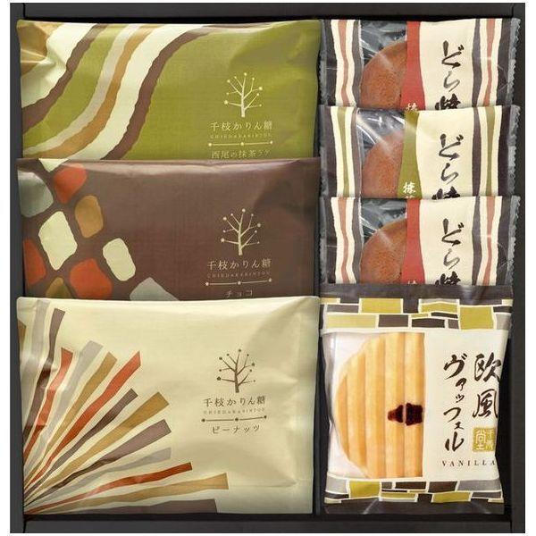内祝い 内祝 お返し スイーツ ギフト セット 千枝かりん糖 どら焼き 和菓子 詰め合わせ KR-15 (16)