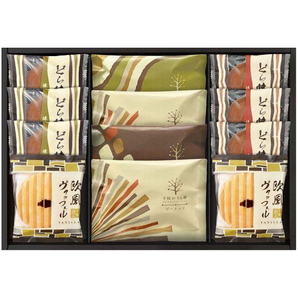内祝い 内祝 お返し スイーツ ギフト セット 千枝かりん糖 どら焼き 和菓子 詰め合わせ KR-25 (14)