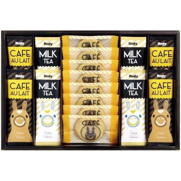 内祝い 内祝 お返し ロディ カフェタイム お菓子 スイーツ ギフト セット コーヒー クッキー 詰め合わせ OSM-10 (18)