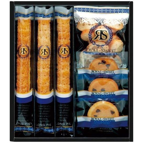 内祝い 内祝 お返し スイーツ ギフト セット クッキー 焼き菓子 詰め合わせ ロイヤルスイートコレクション RC-10 (40)
