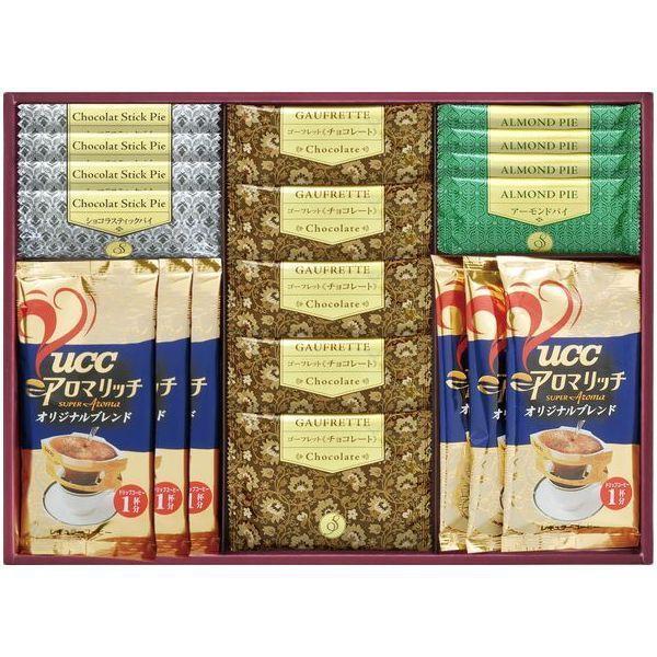 内祝い 内祝 お返し コーヒー スイーツ ギフト セット ドリップコーヒー ゴーフレット 詰め合わせ US-25F (16)