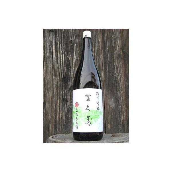 たつ乃屋本店 冨久寿 (酢) 一升瓶 (1800ml)