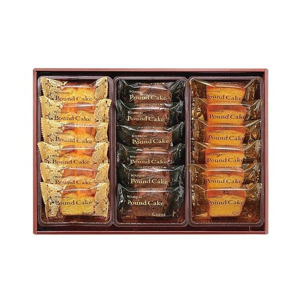 内祝い 内祝 お返し スイーツ ギフト 洋菓子 詰め合わせ 詰合せ ブルボン パウンドケーキセレクション 包装済 31643-01 (8)