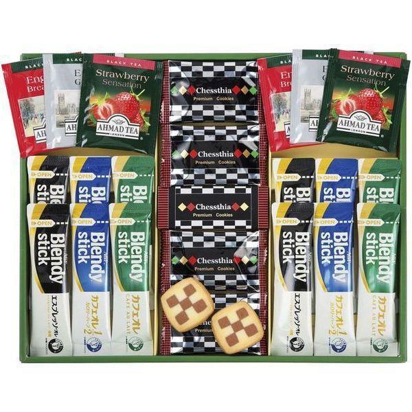 内祝い 内祝 お返し コーヒー プレミアム ギフト スイーツ セット クッキー 焼き菓子 紅茶 詰合せ CC-25 (20)