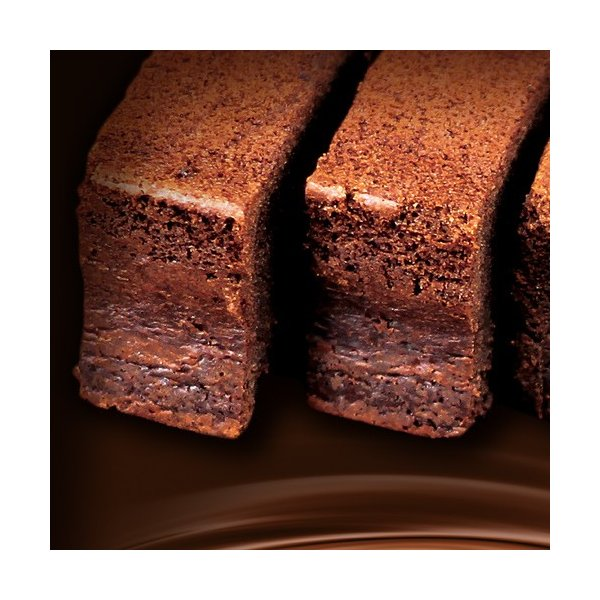 チョコレート ケーキ 訳あり わけあり 送料無料 ポイント消化 食品 スイーツ お菓子 お試し クーベルショコラ 1個 ガトーショコラ|japangift|02