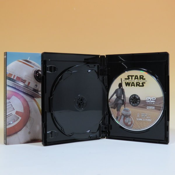 スター ウォーズ フォースの覚醒 未使用DVDのみ DVD Disc only 正規品ケース入り ディズニー   MOVIE NEX|japankawaiigoods|02