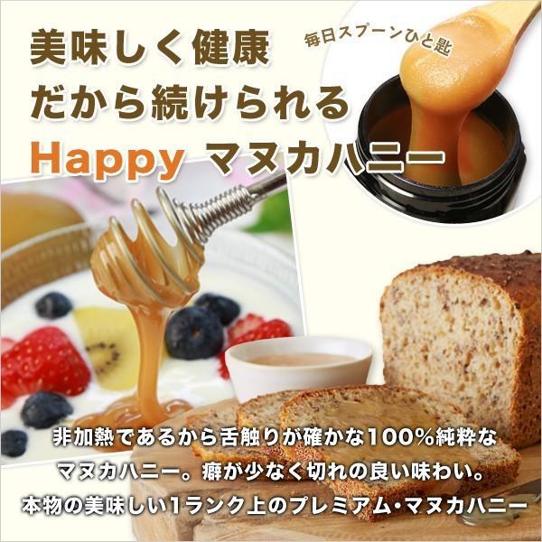 プレミアム マヌカハニー UMF10+ 500g ニュージーランド産 はちみつ 蜂蜜 honey 送料無料|jarrah|05