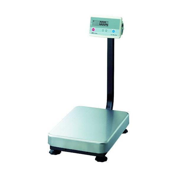 (直送品)A&D デジタル台はかり FG150KAL 一般校正付 FG150KAL-JA-00A00