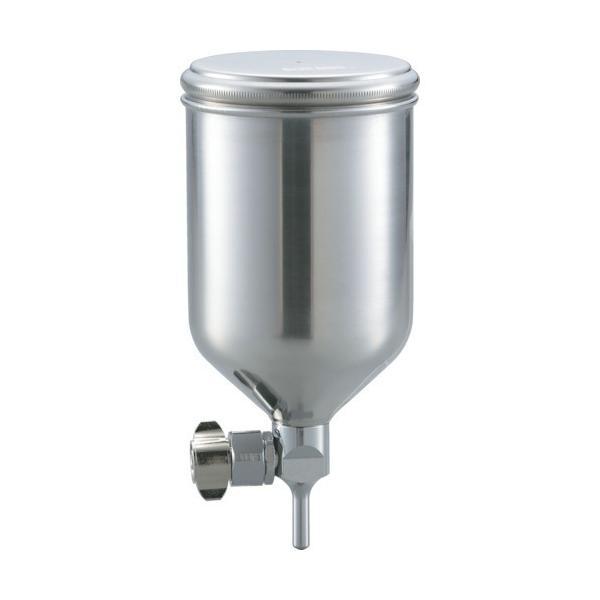 TRUSCO フリーアングル塗料カップ 重力式用 容量0.4L 脚付 TGC-04FA