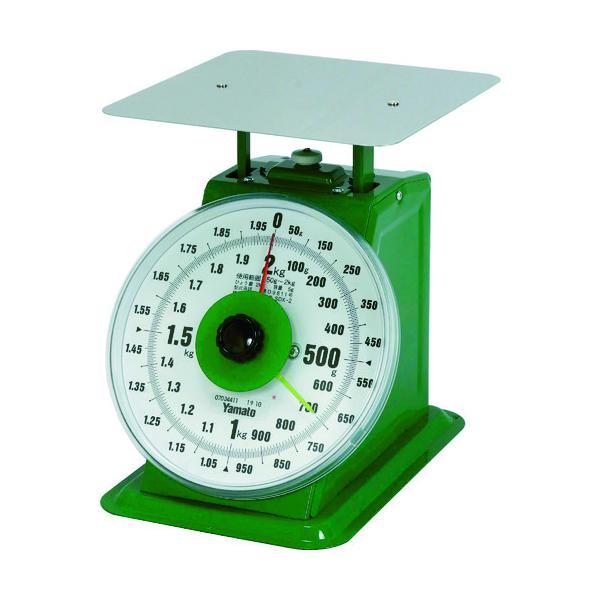 ヤマト 置き針付上皿はかり JSDX-2(2kg) JSDX-2