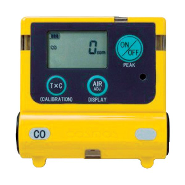 (直送品)新コスモス 装着型酸素濃度計 XO-2200